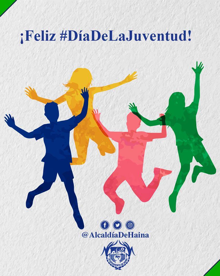 Feliz Día Nacional de la Juventud
