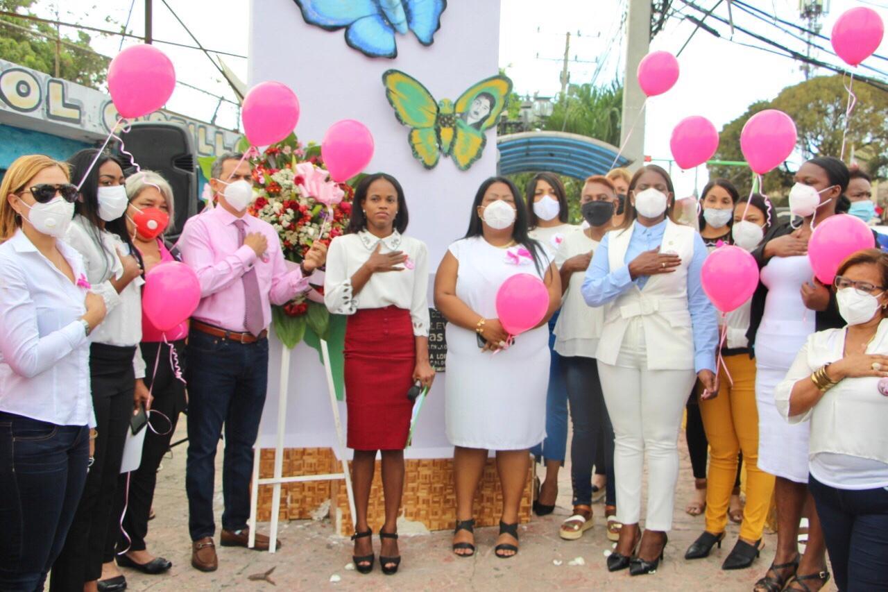 Día Internacional de la Mujer, con la presencia de autoridades municipales