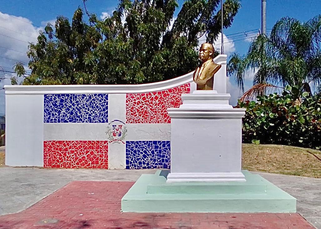 Plaza JOSE FRANCISCO PEÑA GOMEZ