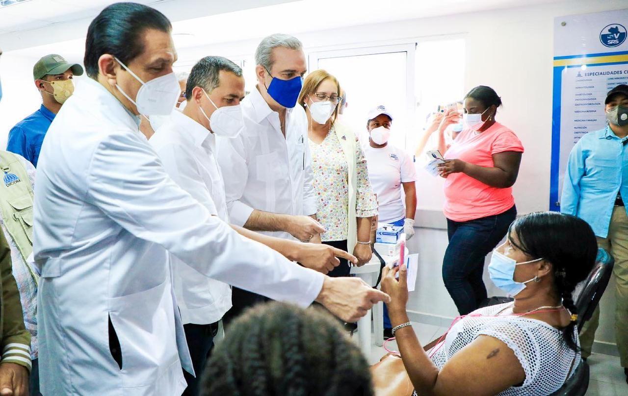 Jornada Nacional de Vacunación Comunitaria