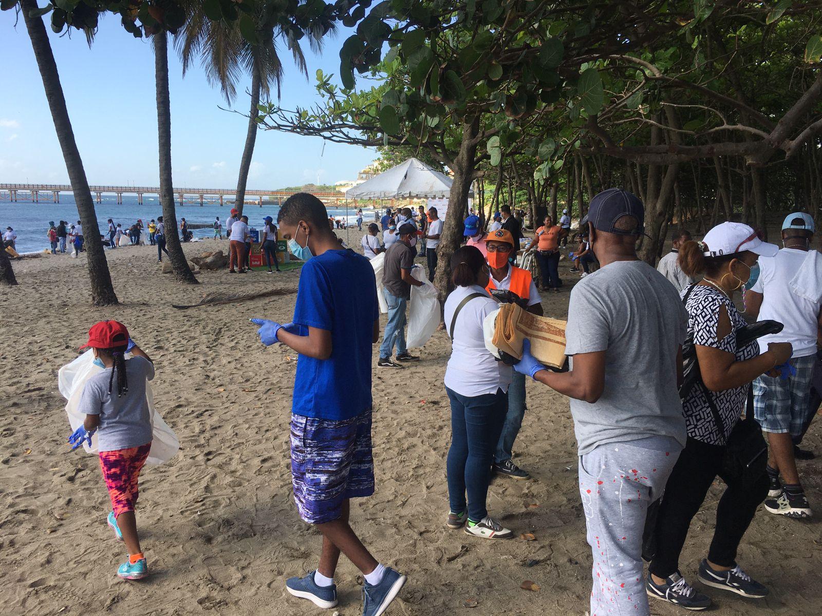 Día Mundial de Limpieza de Playas